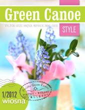 Magazyn  Green  Canoe  Style  WIOSNA  1/2012