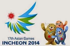 Keputusan Sukan Asia 2014 Incheon Hari Kelapan