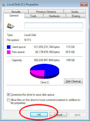 How to compress your hard disk to save extra space