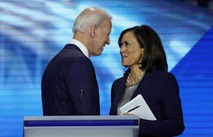 President Biden and VP Harris