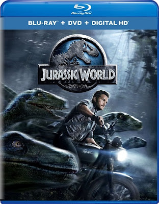 Jurassic World 2015 Dual Audio BRRip 480p 200mb HEVC x265