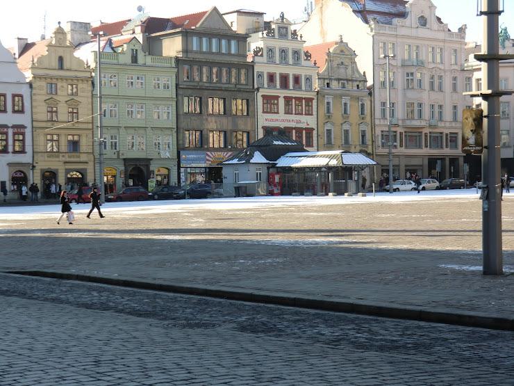 PLZEN Tschechien 2012