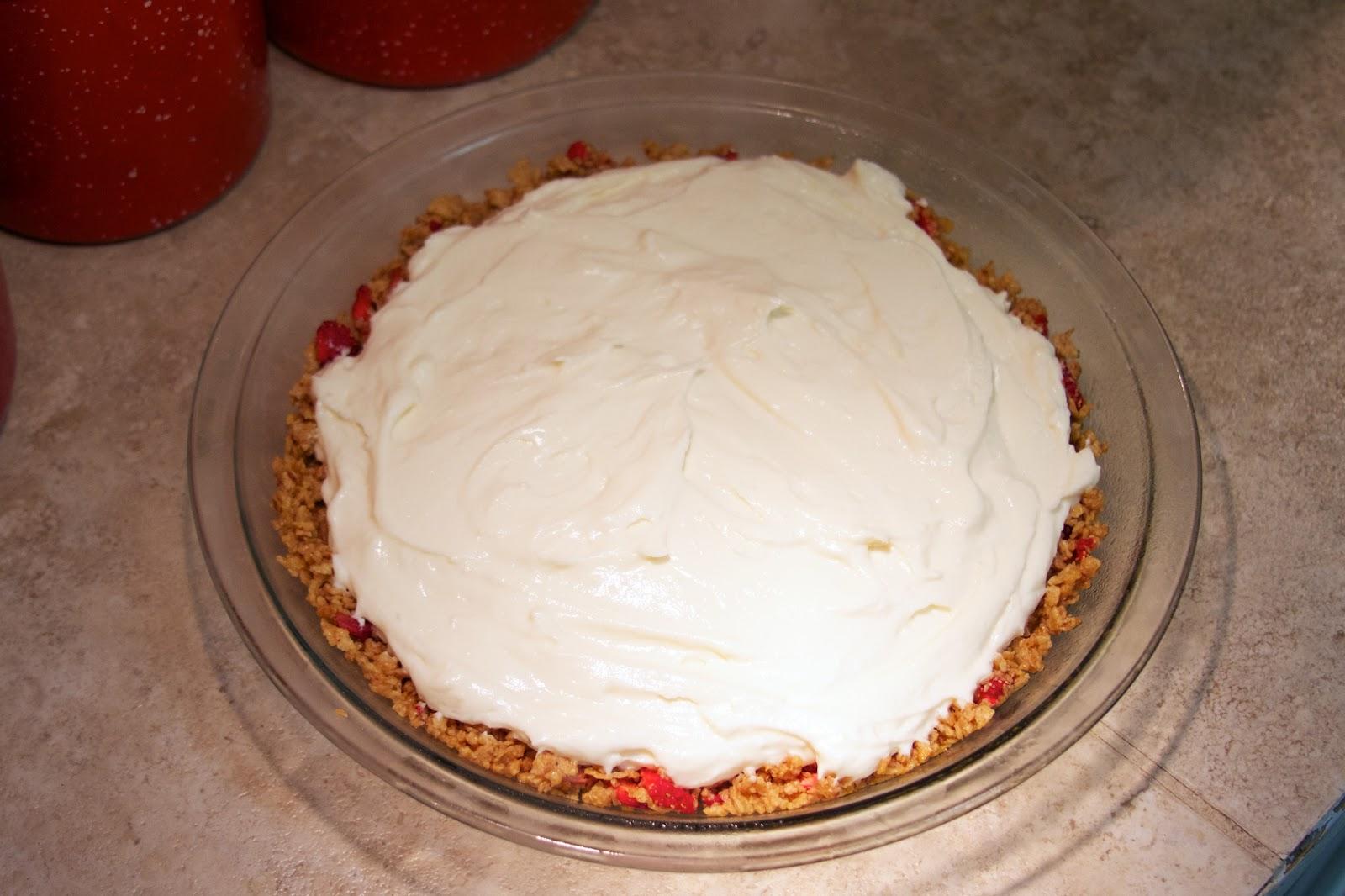 No Fat Greek Yogurt Cheesecake