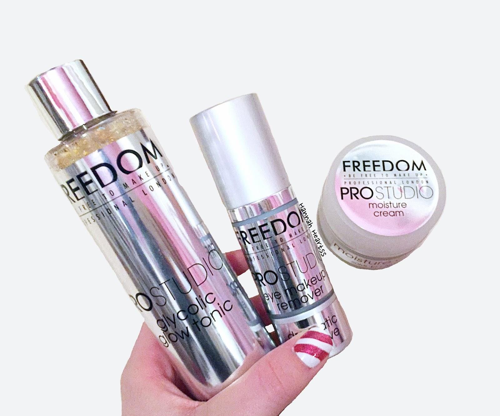 Freedom Pro Studio Skincare