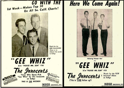 Innocents, The - Gee Whiz