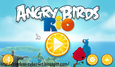 Download Angry Birds Rio Portable Version 1.1.0 + Serial Key  Cirebon