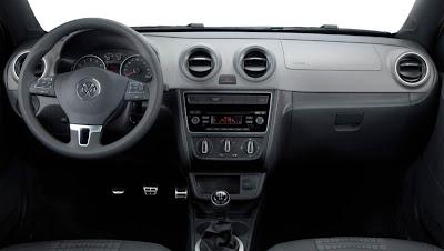 Nova Volkswagen Saveiro 2014