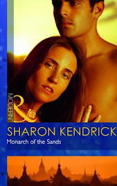 Monarch of the Sands - Sharon Kendrick