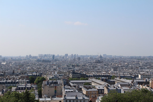 parigi, montmartre, un motivo per visitarla