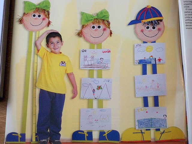 El trenecito de la educadora ideas para tu decoracion de for Decoracion para ninos