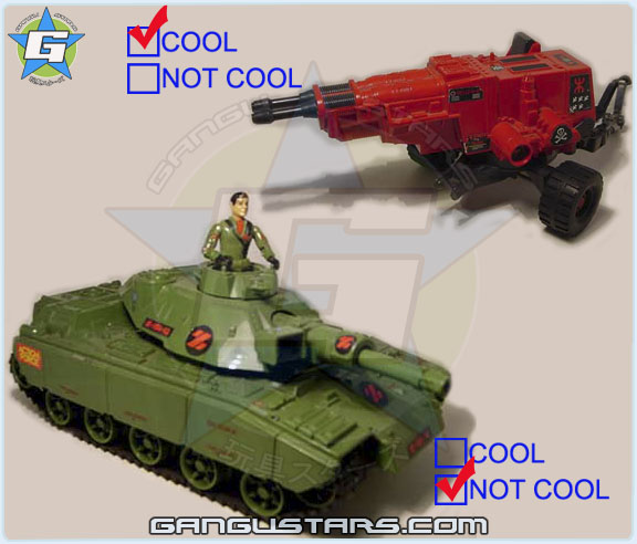 G.I.Joe Palitoy Action Force Red Shadows Red Laser MoBat U.K. exclusives