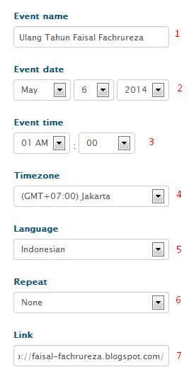 Cara Membuat Timer Countdown/Hitung Mundur
