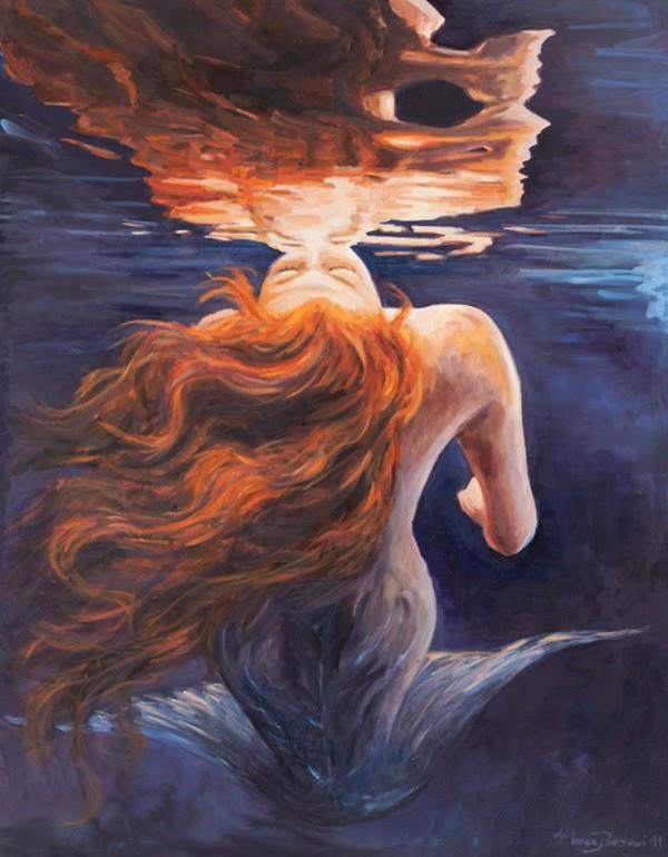 mujeres-sirenas-en-la-playa