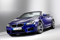 New 2012 BMW M6 Cabriolet F13 original image