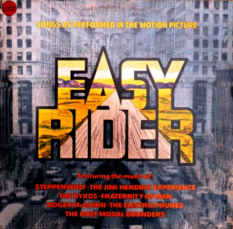easy rider soundtrack essay Find a various - easy rider (music from the soundtrack) first pressing or reissue complete your various collection shop vinyl and cds.