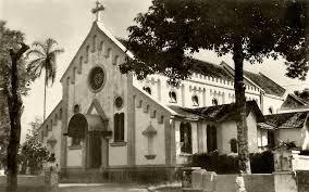Sejarah Perkembangan Agama Kristen di Indonesia
