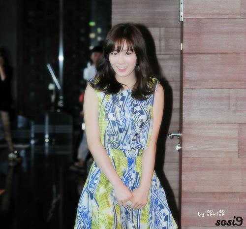 Taeyeon @ Sisley New Product Launching Event Tumblr_m7nrrqNl0y1r4oun7o2_500