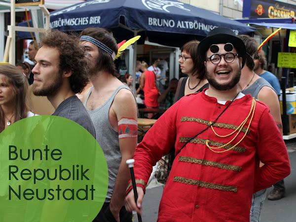 Bunte Republik Neustadt 2013