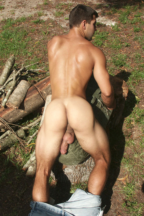 Nude mens bottoms