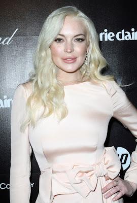 Lindsay Lohan Lands Liz Taylor Biopic Role