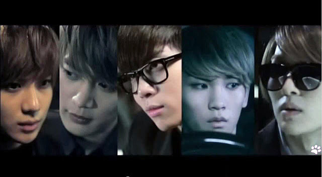 Video of the Day: The SHINee VCRs