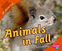 bookcover of Animals In Fall book by Martha E. H. Rustad