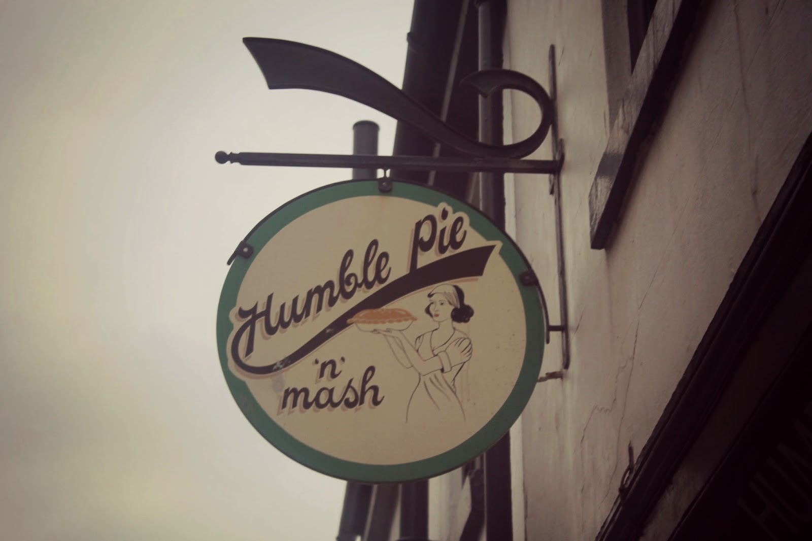 Pie Shop Sign