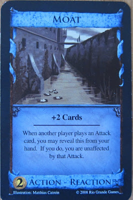 Dominion - The Moat card