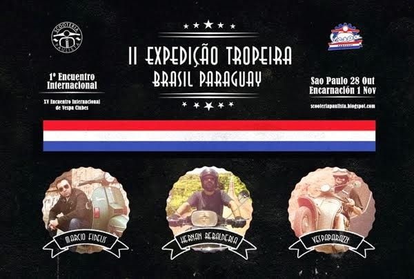 II Expedição Brasil-Paraguay