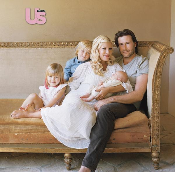 The Marin Scoop: Tori Spelling