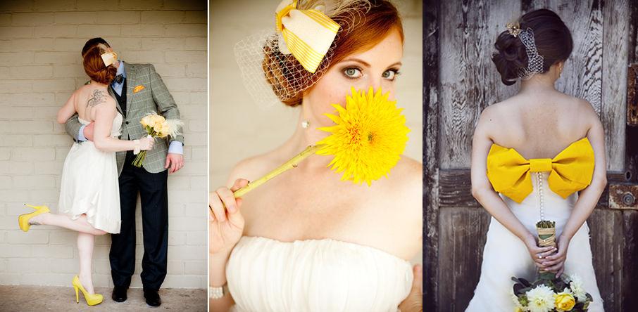 ma petite rouge les beaux mariages mariage et robe de mari e en automne 2014 jaune. Black Bedroom Furniture Sets. Home Design Ideas