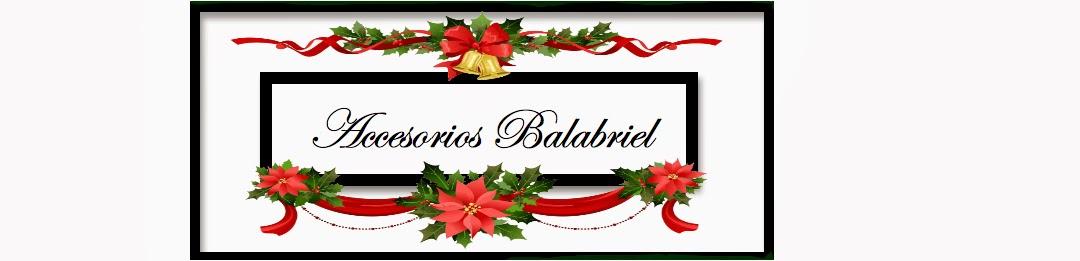 Accesorios Balabriel