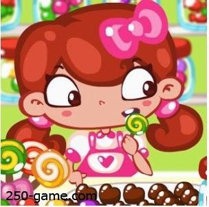 لعبة متجر حلويات