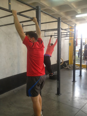 crossfit vallecas, wod fran, crossfit