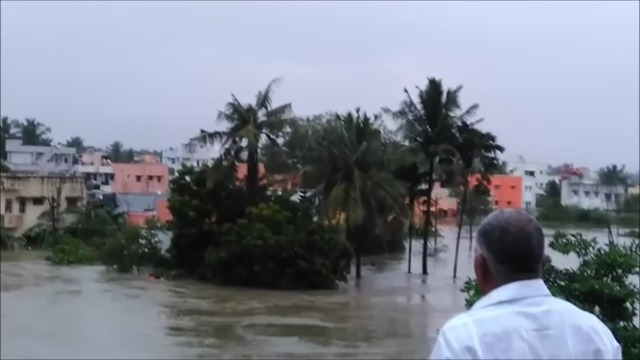 Monsoon in Southern India