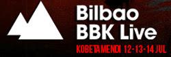 Bilbao BBK Live 2013 del 11 al 13 de julio