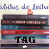 [TAG] Hábitos de Leitura