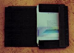 Livro de Artista  /  Ode Marítima - Álvaro de Campos