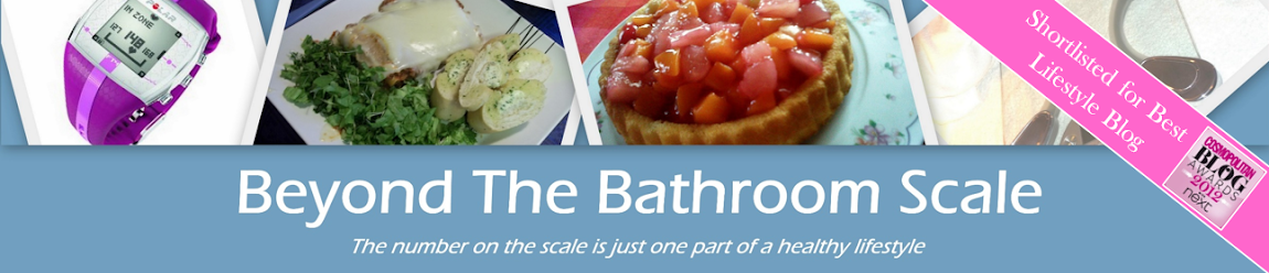 Beyond The Bathroom Scale - A Healthy Lifestyle Blog