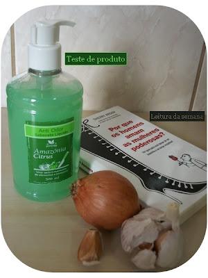 Teste com produto.