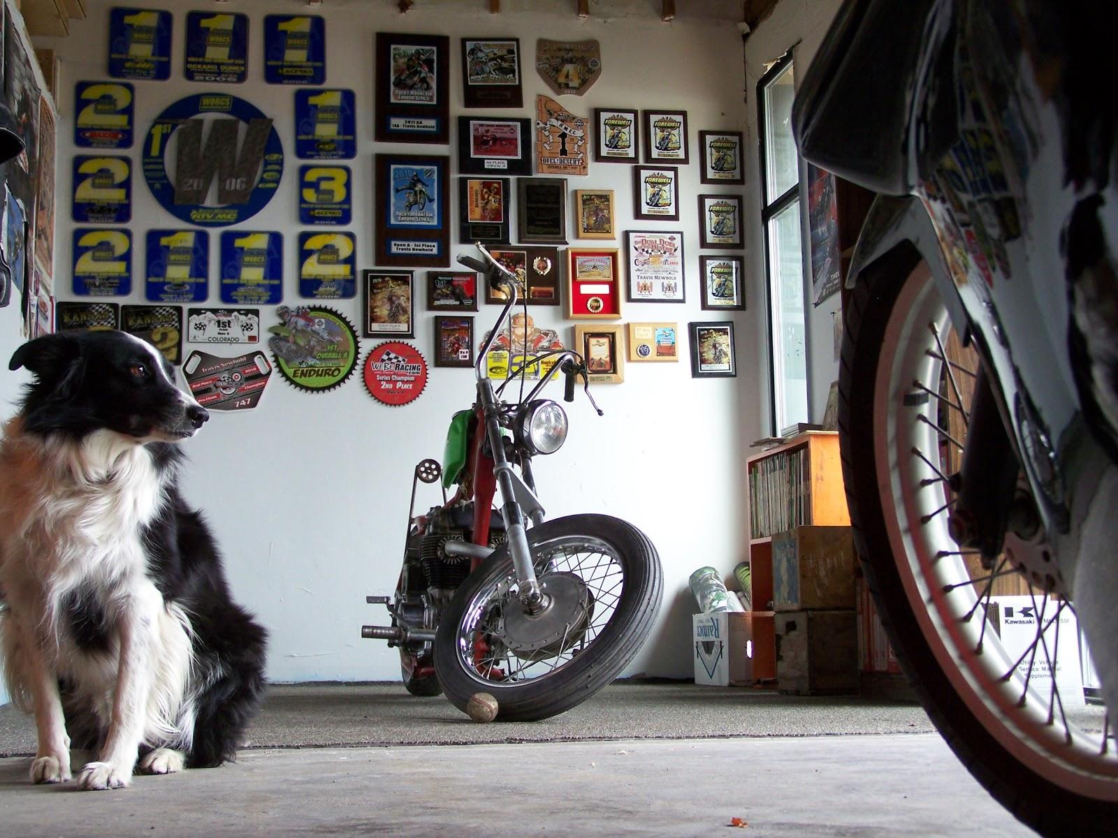 Newbold's Motorbike Shop