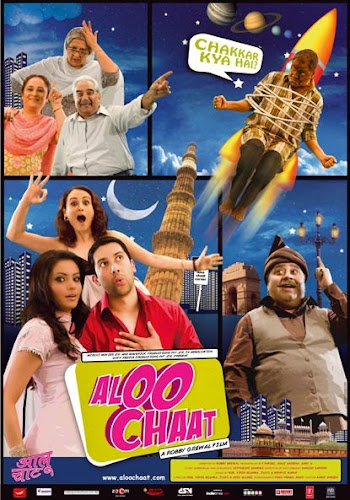 Aloo Chaat (2009) Movie Poster