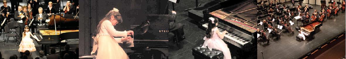 Umi Garrett - Angel Of The Piano by Bill Ross