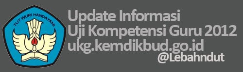 cara mendaftar ukg 2012 di ukg.kemdikbud.go.id