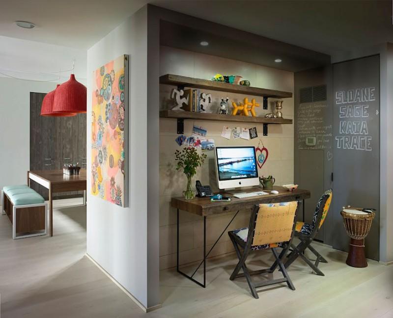 Apartamento Bohemio por Incorporated. Estudio en Nueva York