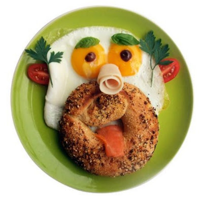 Jom Tengok Makanan Yang Hidang Dengan Kreatif Dan Menarik