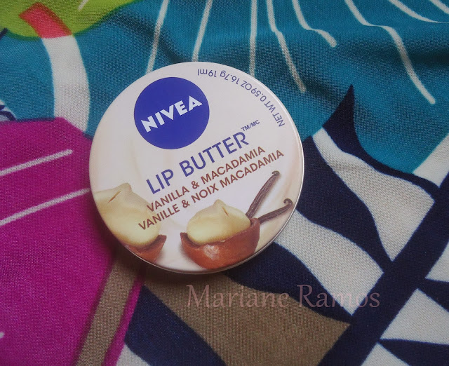 lip butter nivea
