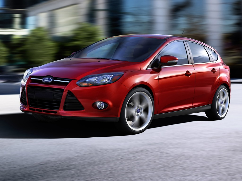 Ford Focus Continues to be Best-Selling Vehicle Nameplate Worldwide