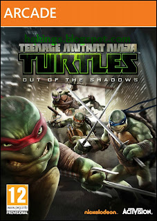 Teenage Mutant Ninja Turtles Out of the Shadows-FLT
