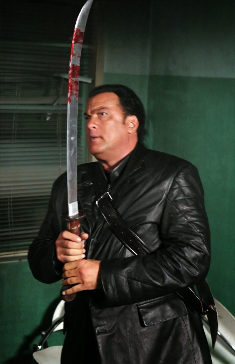Steven Seagal Against the Dark